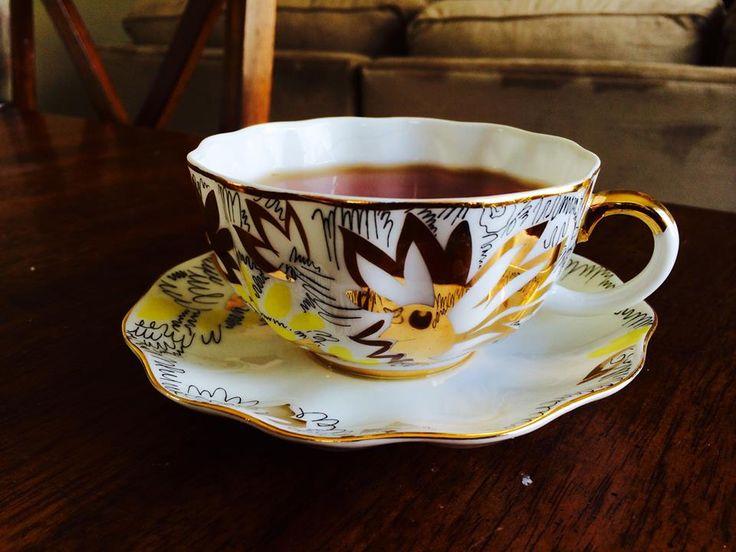 Elizabeth Rago tea cup