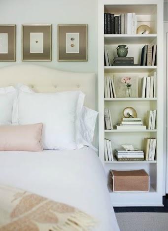 Bedroom With Built-Ins_Sage Design