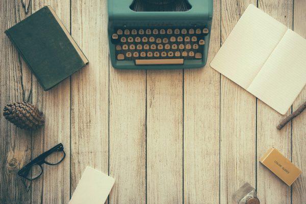 Elizabeth Rago Typewriter Short Story Writer