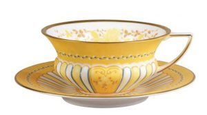 Harlegquin Tea Cup The Circular Home Tea Astrology