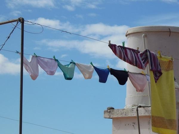 Modern Domestic Woman Comfy Underwear